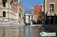 大连威尼斯水城-东港商务区东方威尼斯水城一日游