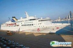 11号烟台正式开通日本海上航线