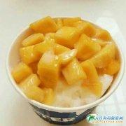 台湾旅游攻略:夏天到了,去台湾吃芒果冰吧!