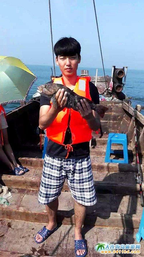 瓜钓鱼皮岛