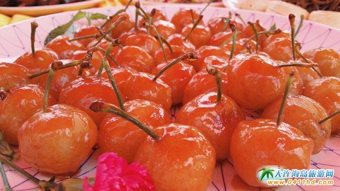 2015大连国际大樱桃节系列活动―― 金州老菜创新菜品展演图集1