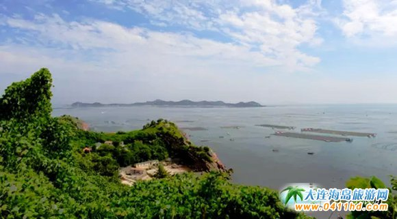 庄河寿龙岛