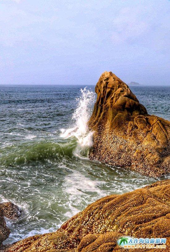 大美瓜皮岛――游客眼中的长海县小岛3