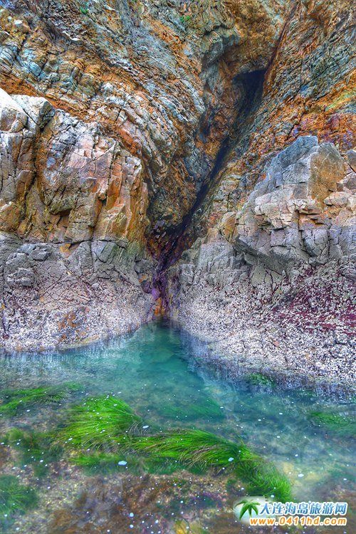 大美瓜皮岛――游客眼中的长海县小岛10