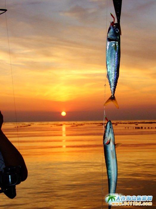 金光海色――大连海洋岛夕阳图片8