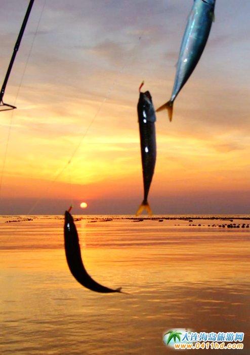 金光海色――大连海洋岛夕阳图片9