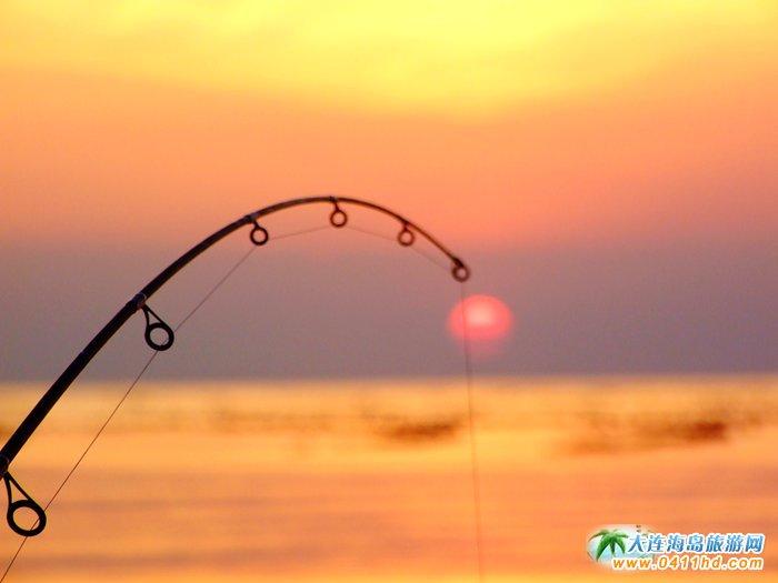 金光海色――大连海洋岛夕阳图片16