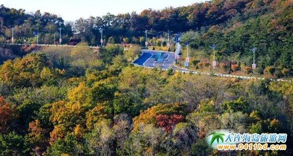 大长山岛秋季景色