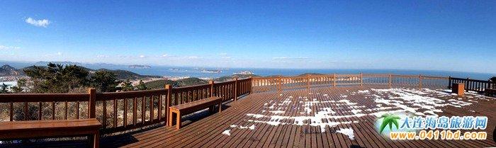 美丽的海王九岛冬日景色(海王九岛图片)1
