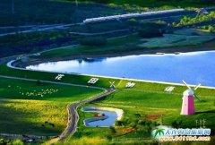 2016大连铭湖观光牧场开园4月28日开业