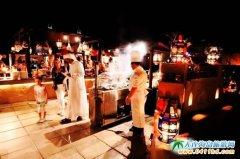 迪拜最强阿拉伯自助晚宴 - AL HADHEERAH餐厅