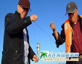 哈仙岛钓鱼