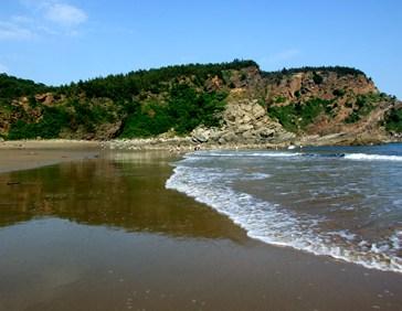 优质的沙滩浴场