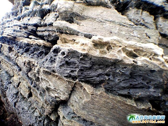 石城岛图片――神奇的龙脊礁9