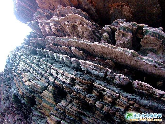 石城岛图片――神奇的龙脊礁10