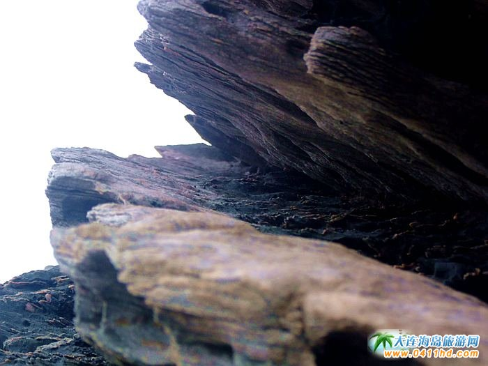 石城岛图片――神奇的龙脊礁13