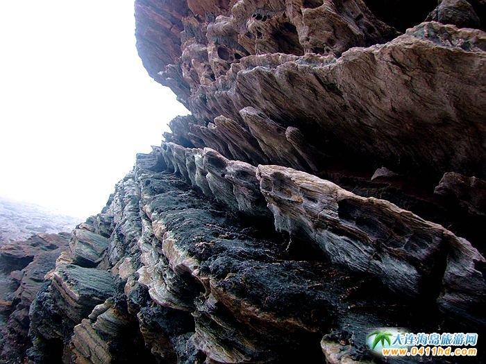 石城岛图片――神奇的龙脊礁14