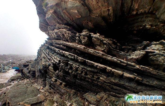 石城岛图片――神奇的龙脊礁16