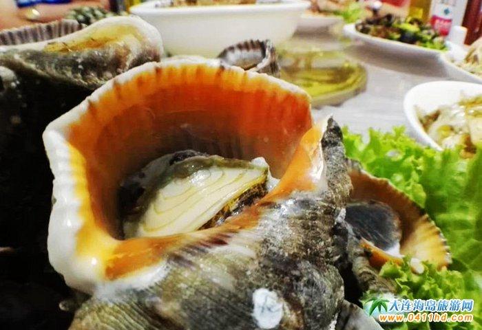 石城岛海鲜美食图片