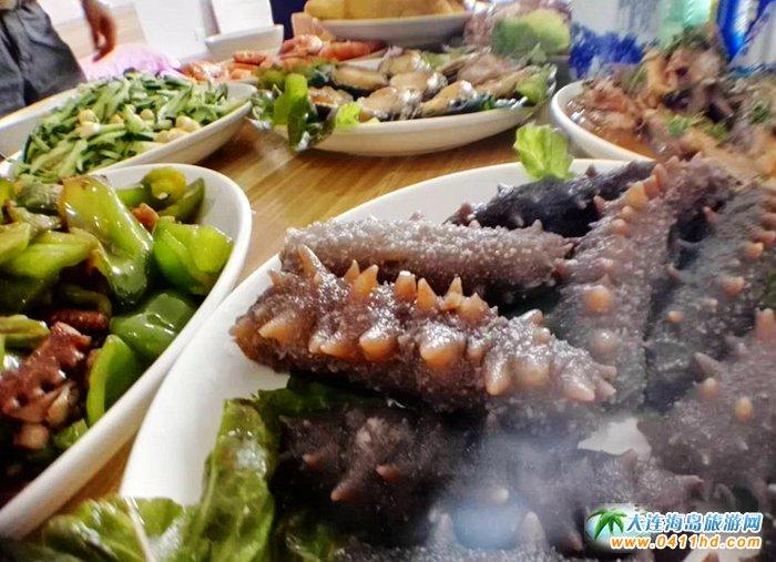 石城岛海鲜美食图片1