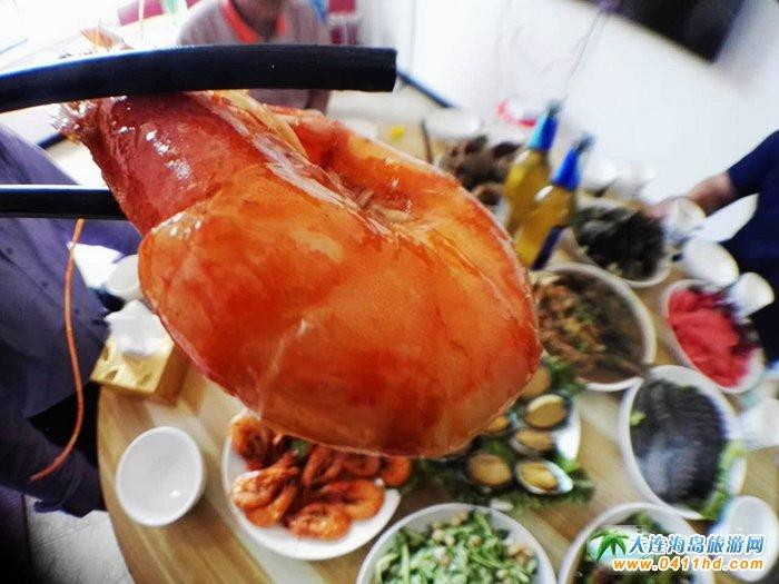 石城岛海鲜美食图片2