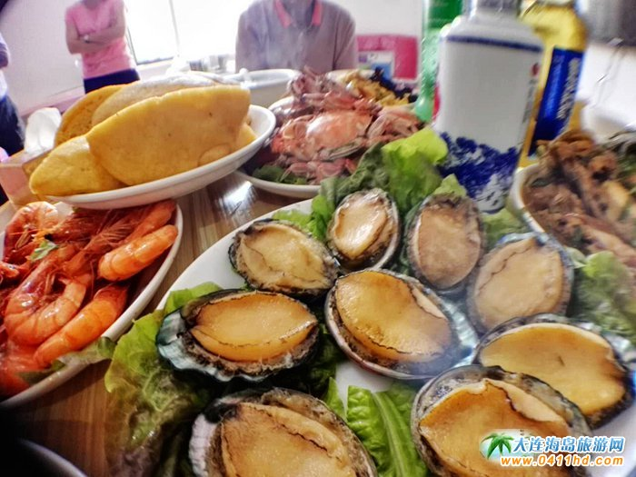 石城岛海鲜美食图片3