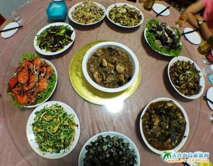 石城岛海鲜美食图片5