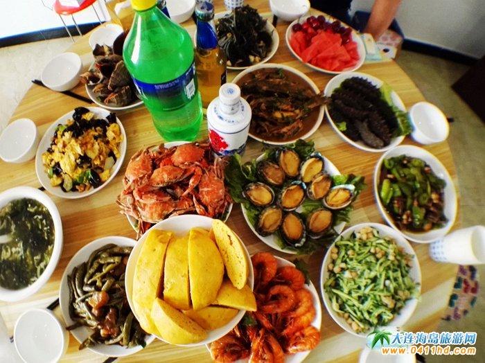 石城岛海鲜美食图片8