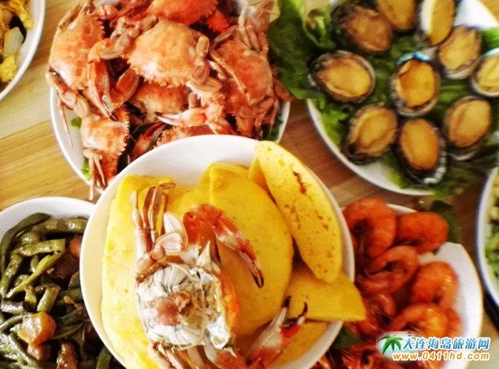 石城岛海鲜美食图片9