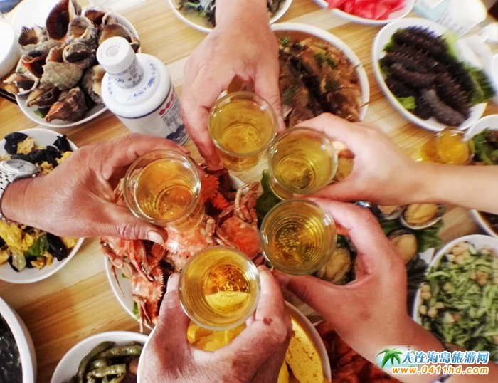 石城岛海鲜美食图片11