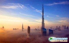 迪拜包机豪华6日行 迪拜酒店五六七八星级奢华体验