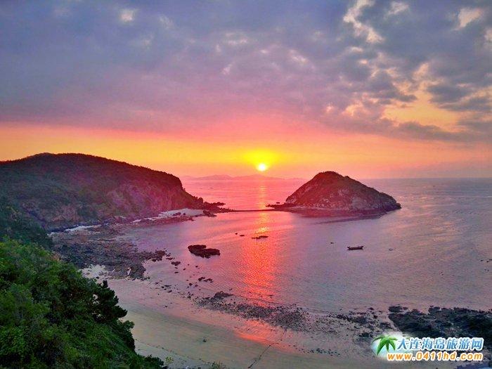 塞里岛日出图片4