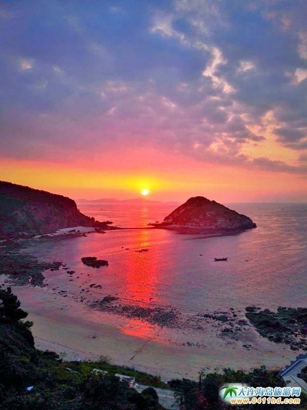 塞里岛日出图片3