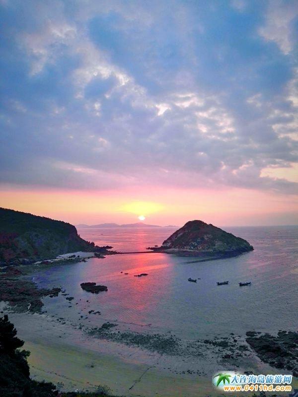 塞里岛日出图片6