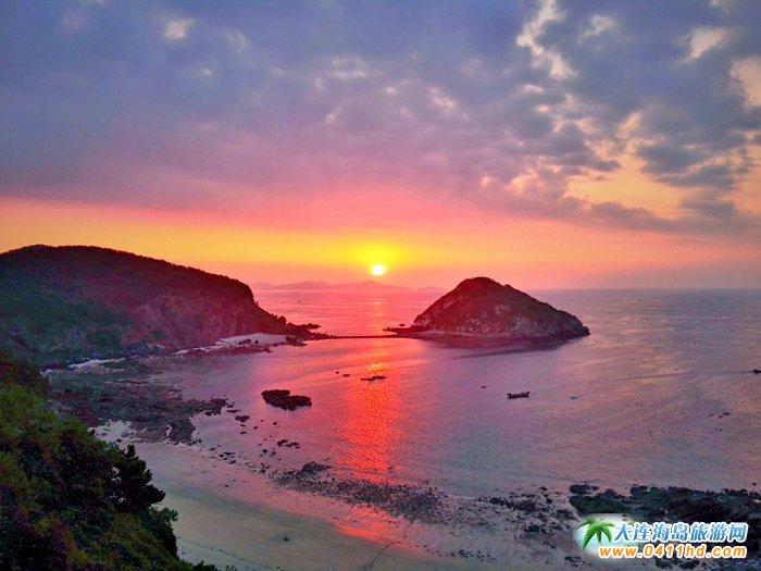 塞里岛日出图片5