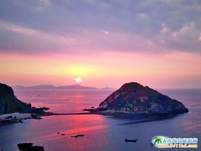 塞里岛日出图片8