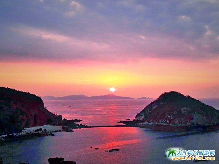 塞里岛日出图片9