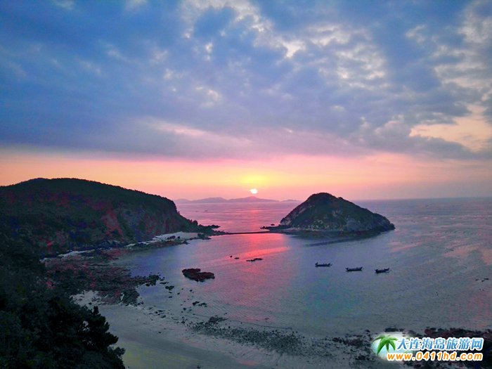 塞里岛日出图片10