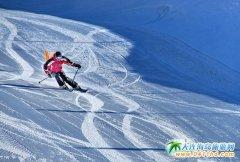 2016年的第一场雪带动了滑雪景区的旅游热潮