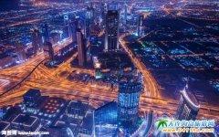 夜晚的迪拜丨迪拜夜生活 迪拜旅
