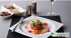 邮轮上的美食 皇家加勒比海洋赞礼号邮轮餐厅