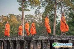 身在人间,心处天堂――柬埔寨