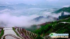 广西龙胜多单位携手开展志愿服务助力旅游扶贫活动