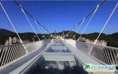 张家界大峡谷玻璃桥丨5月国内旅游去哪玩