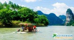 五月份大连到桂林旅游