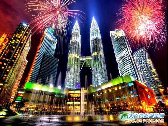 8小时玩转吉隆坡丨大连到马来西亚旅游畅游吉隆坡