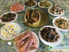 海之韵度假村海岛美食――海鲜美