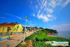 美丽獐子岛,海上桃源山