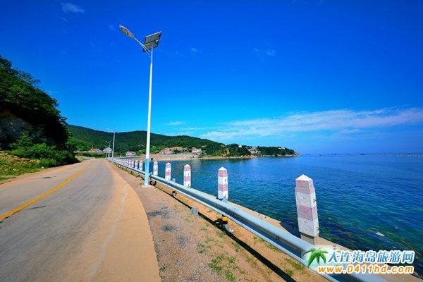 美丽獐子岛,海上桃源山11