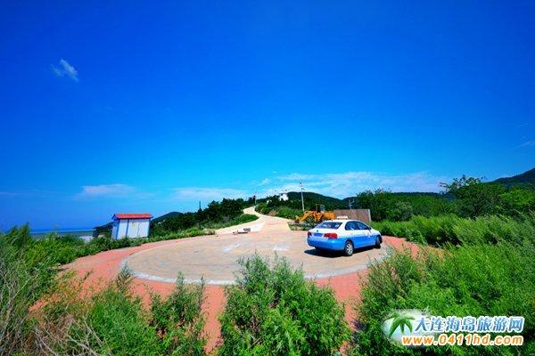 美丽獐子岛,海上桃源山14